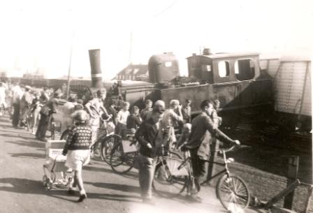 Jernbaneoverskæringen