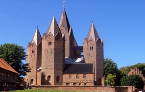 Vor Frue kirke Kalundborg 2013